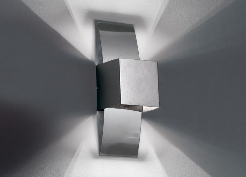 Artef pared  2xG9 bidir 300x100 ACE