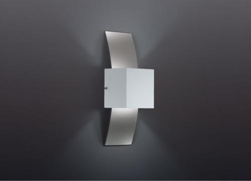 Artef pared  2xG9 bidir 300x100 BLA