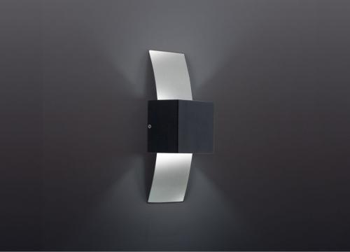 Artef pared  2xG9 bidir 300x100 NEG