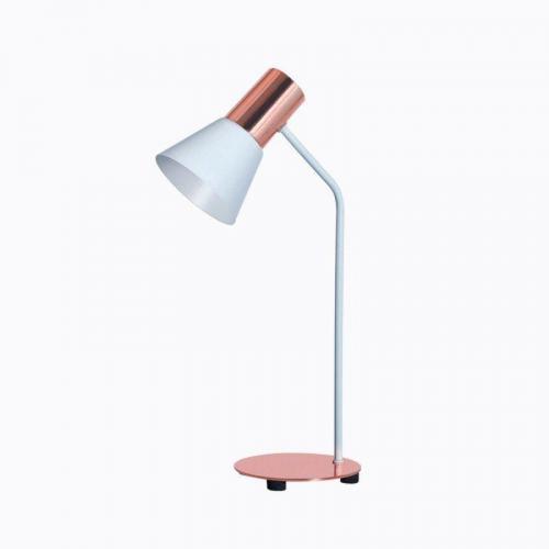 Artef lamp escrit  1xE27 Ostende c-pant BL-CO