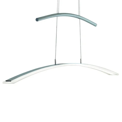 Artef colgar LEDs   1x 15W Catania curvo